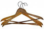 Vintage Clothes Hangers