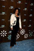 PASADENA - JAN 11: Diana Maria Riva arrives at the Fox 2010 Winter All-Star Party held at Villa Sori
