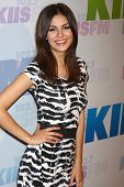 LOS ANGELES - MAY 11:  Victoria Justice attend the 2013 Wango Tango concert produced by KIIS-FM at t