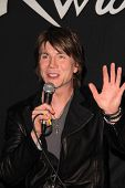 LOS ANGELES - MAY 7:  John Rzeznik at the Goo Goo Dolls RockWalk Induction at the Paley Center For M