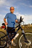 Ciclista Senior activo