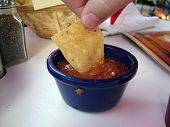 Dipin' Salsa