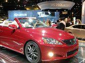 Lexus Is Convertible Coupe