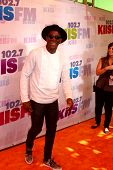 LOS ANGELES - MAY 11:  Labrinth attends the 2013 Wango Tango concert produced by KIIS-FM at the Home Depot Center on May 11, 2013 in Carson, CA