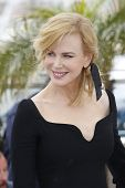 CANNES, FRANCE - MAY 15: Nicole Kidman at the Jury photocall during the 66th Annual Cannes Film Festival at Palais des Festivals on May 15, 2013 in Cannes, France