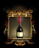 Wine lable