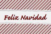 Feliz Navidad Happy Holidays