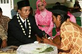 wedding ceremony is a sacred Javanese