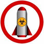 No Biohazard Rocket