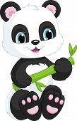 Cute panda.eps