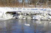Frozen Dam B