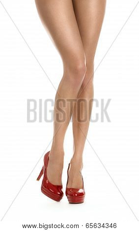 Perfect Female Legs poster