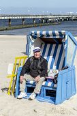 Owner Of The Beach Chair Opens The Beach Season
