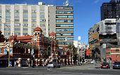 Melbourne Public Baths & Central City Buildings