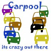 carpool crazy