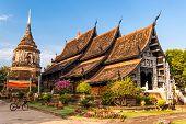 Wat Lok Molee, Chiang Mai, Northern Thailand