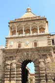 Porta Nuova of Palermo