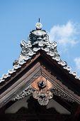 Nijo Castle Roof Details