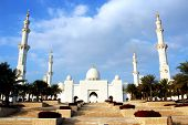 Sheikh Zayed Al Nahyan Mosque, Abu Dhabi