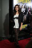 LOS ANGELES - SEP 24:  Rebecca Black arrives at the