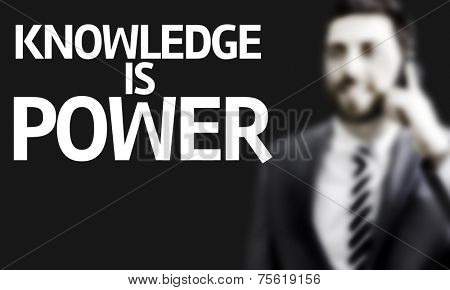 knowledge is power expansion of an idea Entrepreneurial skills you also need to come up with fresh ideas  you also need the practical skills and knowledge needed to produce goods or services.