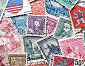 Czechoslovakia on stamps