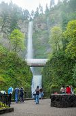 Multnomah Falls In Oregon