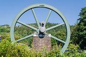 Feed Wheel, Winding Tower,