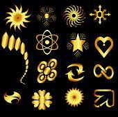 Logo-Random Gold