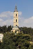 Ascension Church, East Jerusalem
