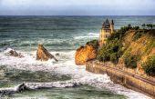 View On Villa Belza In Biarritz - France, Aquitaine