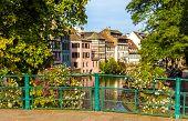 Strasbourg In Petite France Area - Alsace