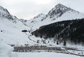 Image of the Tourmalet in France