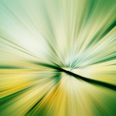 pic of divergent  - abstract colored background divergent rays green yellow - JPG