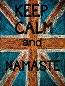 foto of namaste  - United Kingdom  - JPG