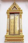 foto of buddhist  - Wat Benchamabophit Dusitvanaram is a Buddhist temple  - JPG