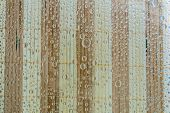 pic of raindrops  - Water drop droplet raindrop of wooden mat background - JPG