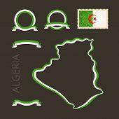 Постер, плакат: Colors Of Algeria