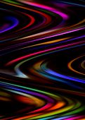 Multi-Colored Abstract