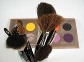 Make-Up And Brushes