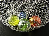 Marbles In The Net