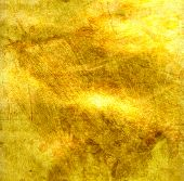 Textura de oro.