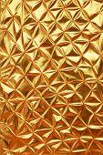 gold statin backgroun