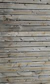 Wooden Horizontal Slats