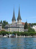 Hofkirche, Luzern