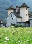Old Trattoria in Verzasca valley, Southern Switzerland