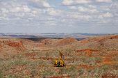Exploration Rc Drilling - Pilbara - Australia poster