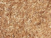 Mulch for background