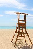 Baywatch chair