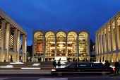 NEW YORK CITY - OCTOBER 23: Metropolitan Opera House at Lincoln Center hosts many world class musici
